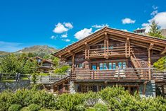 Intricately designed and embracing authentic woods, luxurious fabrics, and handpicked antiques from the owner's travels, Chalet Le Ti is the finest example of a traditional alpine home.