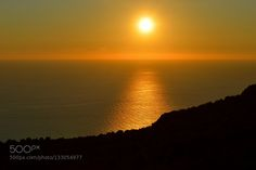 sunset in December by crescenzov2. Please Like http://fb.me/go4photos and Follow @go4fotos Thank You. :-)