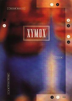 Xymox - Blind Hearts poster