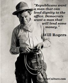 Will Rogers Quotes On Government