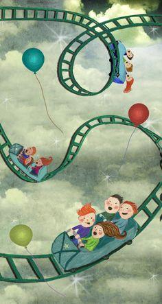 Hanna Vaskivuo Illustration