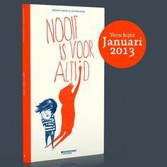 Cover van Nooit is voor altijd - www.kristofdevos.com