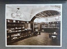 Anonymous, Unica (candy shop), Interior Design by Alfonso Liporesi. Bologna 1924 ca.