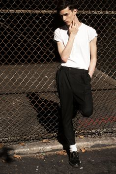 Martin Conte 'Breath of Fresh Wear' ph Brent Chua