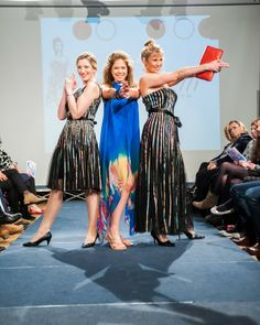 Charity Fashion Show with our 'Angels' #fashionshow