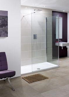 Marseilles Walk In Shower Enclosure › Lakes Bathrooms GLASS