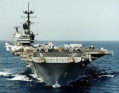 The carrier Saratoga