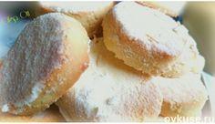 Печенье, тающее во рту, рецепт
