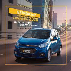 Chevrolet Promociones - Estrena hoy Spark GT