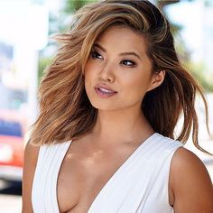 Blonde Hair For Asian Skin | POPSUGAR Beauty