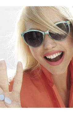 Peace & Michael Kors Cat Eye Sunglasses.