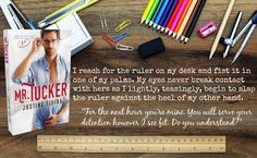 Mr. Tucker <3 https://www.goodreads.com/book/show/29437052-mr-tucker