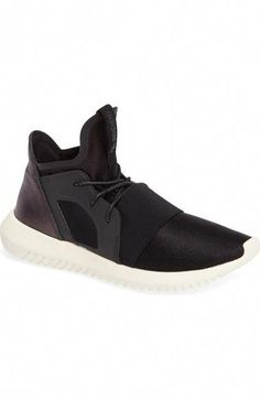 adidas Tubular Defiant Sneaker (Women) available at Baylor Basketball, Basketball Goals, Adidas Basketball Shoes, Basketball Compression Pants, Basketball Equipment, Retro Futuristic, Lounge Wear, Adidas Sneakers, Nordstrom