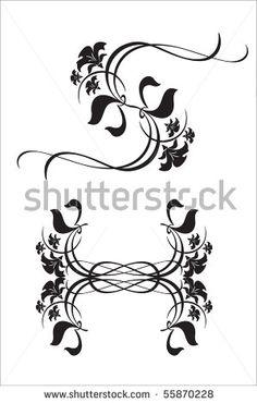 flower shaped S n H