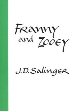 Another great JD Salinger book