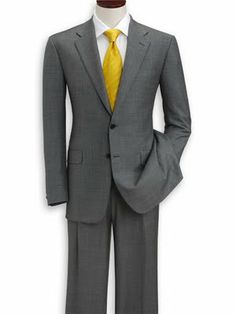I'm definintely going with a charcoal gray suit for Brent and the groomsmen. Maroon Wedding, Wedding Suits, Wedding Attire, Yellow Wedding, Autumn Wedding, Groomsmen Suits, Groom Attire, Charcoal Gray Suit, Gray Suits