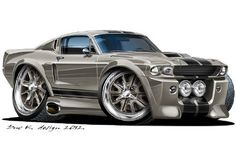 ford gt500 eleanor WOMEN - Google Search