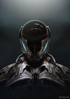 Battle armor, Jens Fiedler on ArtStation at https://www.artstation.com/artwork/battle-armor-2d105609-b3af-41ba-8cb2-ae7749eb5eb5