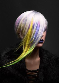 Goldwell Colorzoom 2016 Creative Colorist Entry - Martika Styles for Convict Cutters