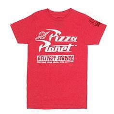 Pizza Planet Men's T-Shirt