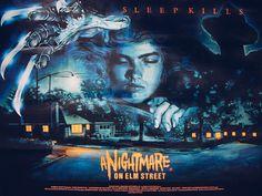 A Nightmare On Elm Street, 1984.