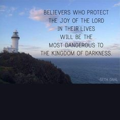 Protect your joy