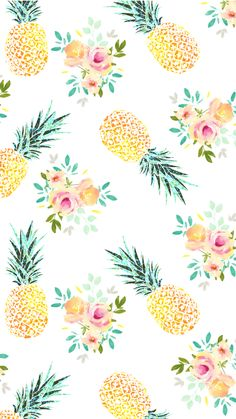 iPhone wallpaper background cute yellow pineapple summer floral Source by marissa_neitzel I do not take credit for the images in this post. Iphone Wallpaper Pineapple, Pineapple Backgrounds, Cute Wallpaper For Phone, Iphone Background Wallpaper, Trendy Wallpaper, Cute Wallpaper Backgrounds, Aesthetic Iphone Wallpaper, Wallpaper Quotes, Iphone Wallpaper Summer