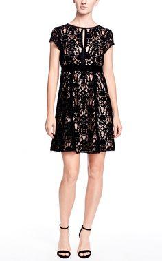 Nanette Lepore Boudoir Lace Dress, $598.