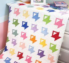 A Tisket A Tasket FREE Quilt Pattern by Fat Quarter Shop, via Flickr