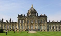 Castle Howard - Top 5 Most Interesting Castles In England....loved this place.....