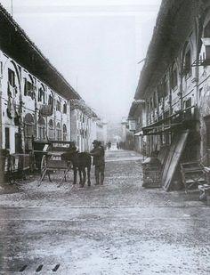 Scorcio della vecchia Fiera - Bergamo http://www.bergamovintage.it/bergamo-antica/documenti-storici/scorcio-della-vecchia-fiera-bergamo/