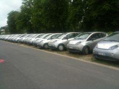 Parking Autolib' à Vaucresson