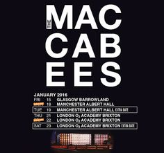 Must See Gigs: The Maccabees