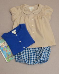 Doesn't this toddler ensemble look so euro-sweet?