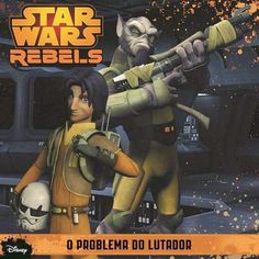Livros Junior e Juvenil: Passatempo: Star Wars Rebels