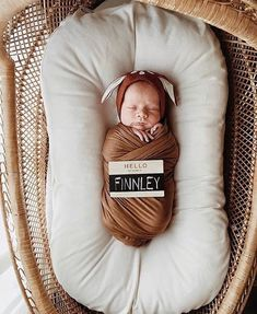 The sweetest Briar welcome to baby Finnley. Newborn baby bonnet. #baby #babies #style #newborn #mother