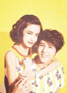 Annie Chen & George Hu - S-Pop Magazine July 2013 issue