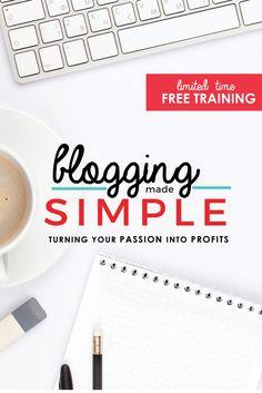 Blogging Made Simple – Elite Blog Academy Review