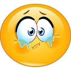 Illustration about Design of a forlorn teary eyed emoticon. Illustration of cute, emoticon, emoji - 47855407 Emoticons Do Facebook, Emoticons Text, Funny Emoticons, Animated Emoticons, All Emoji, Emoji Love, Emoji Feliz, Clipart, Smiley Emoticon