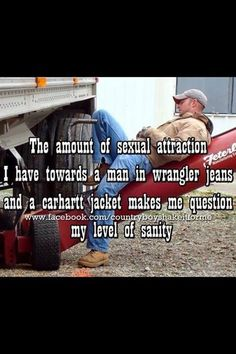 Ahhhhhhhhhhhhhh 'em wranglers ... not allllllllll wranglers are made equal ... if ya know what I mean lol ... :)))))))))))))))))))))