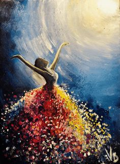 What is Your Painting Style? How do you find your own painting style? What is your painting style? Diy Canvas Art, Acrylic Painting Canvas, Acrylic Painting Inspiration, Canvas Ideas, Dance Paintings, Fall Paintings, Canvas Art Paintings, Best Abstract Paintings, Wow Art
