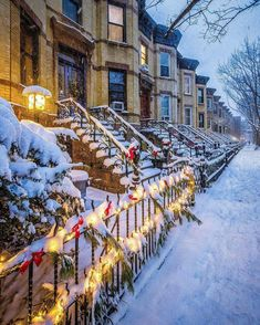 Park Slope, Brooklyn <3 Photo: Don Doherty