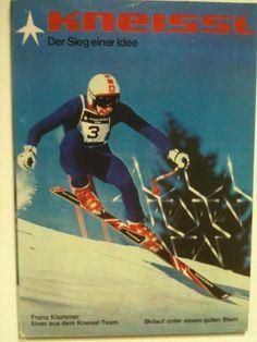 Franz Klammer #skiingequipment