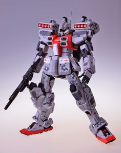 G-System 1/72 GM III Nouvel - Painted build - Gundam Kits Collection News and Reviews