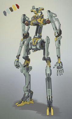 ArtStation - o( ̄ヘ ̄*o), ZHI ZHI Transformers, Futuristic Robot, Drones, Arte Robot, Cool Robots, Arte Cyberpunk, Robot Concept Art, Robot Design, Sci Fi Characters