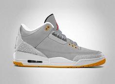 """Air Jordan 3 """"New Slate"""""""
