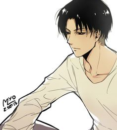 Captain Levi Source: ■ ◆ ● by MYO