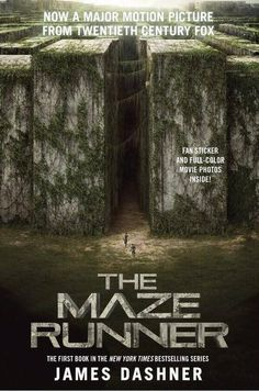 The Maze Runner. I love the cover for this edition.
