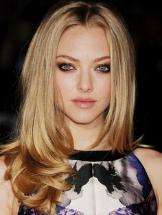 Amanda Seyfried's Makeup