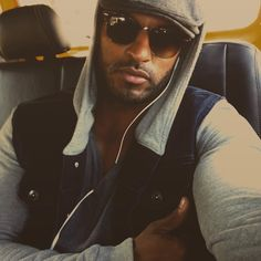 "Polubienia: 28 tys., komentarze: 256 – Ricky Whittle (@rickywhittle) na Instagramie: ""When you wrap filming at 5am and drive straight to airport, fly to New York,spend the day with the…"""